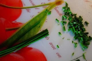 ricetta erba cipollina