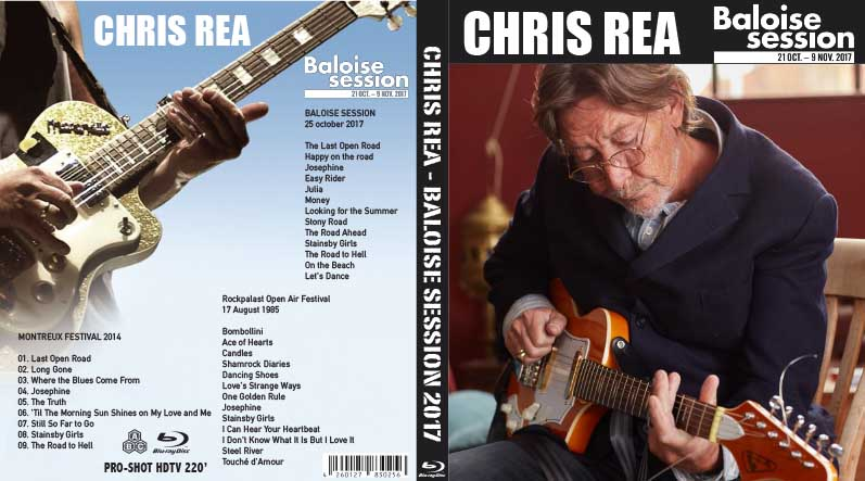 chris rea happy on the road