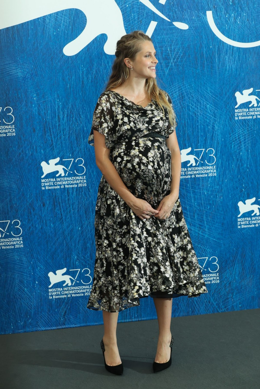 Teresa Palmer at Hacksaw Ridge Photocall at 2016 73rd Venice International Film Festival