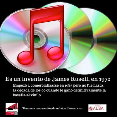 ¿Sabías qué la BUMU tiene una colección de música para ti?
