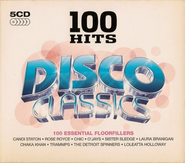 100 hits disco classics 5 cds descargar musica 60 70 80 for Classic house hits 90 s