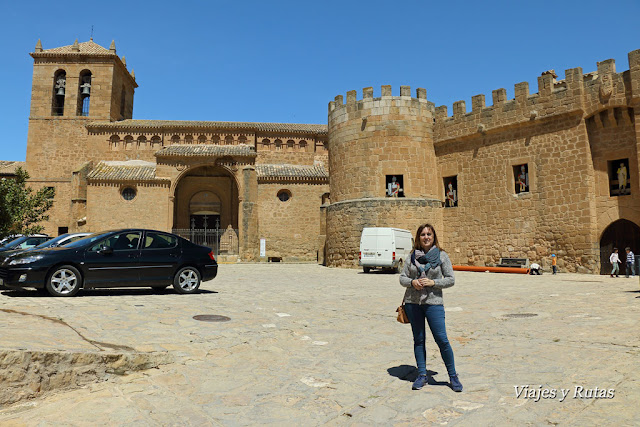 Iglesia y Castillo de Monteagudo de las Vicarías, Soria