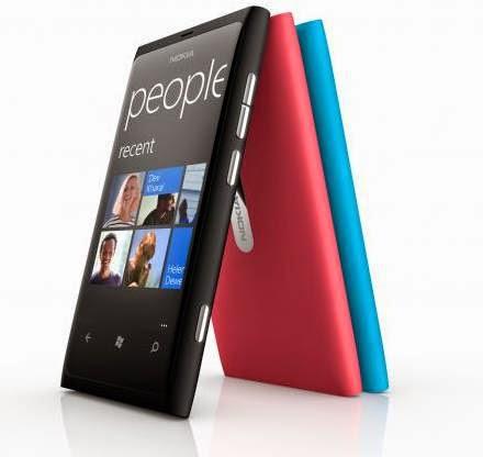 gambar HP Nokia lumia 800 terbaru mei 2014