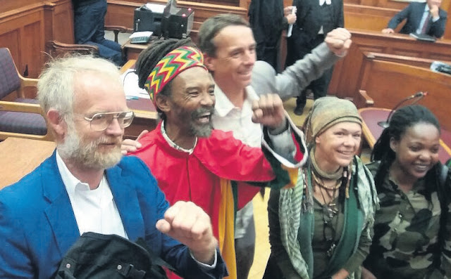 SOUTH AFRICA LEGALISES CANNABIS: WILL IT CUT CRIME?