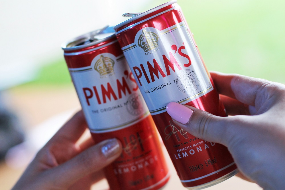 Pimms at Proms in the Park, London - UK lifestyle blog