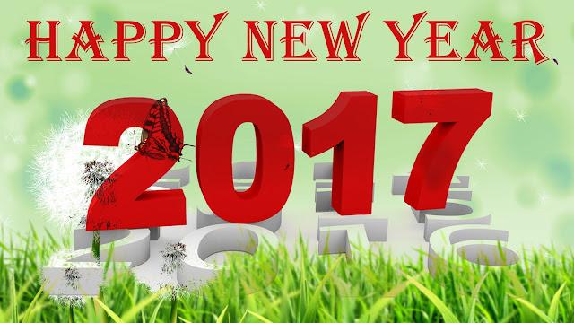 Best 3D wallpaper Happy New Year