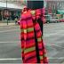 Si ves una bufanda atada por tu ciudad este próximo invierno, esto es lo que Significa