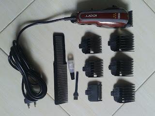 alat cukur rambut