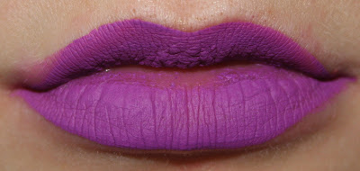 stila liquid lipstick como swatch