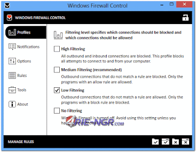 Windows Firewall Control 4.9.9.2 Full Version