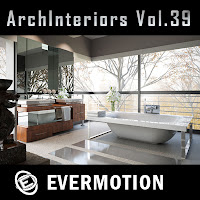 Evermotion Archinteriors vol.39室內3D模型第39期下載