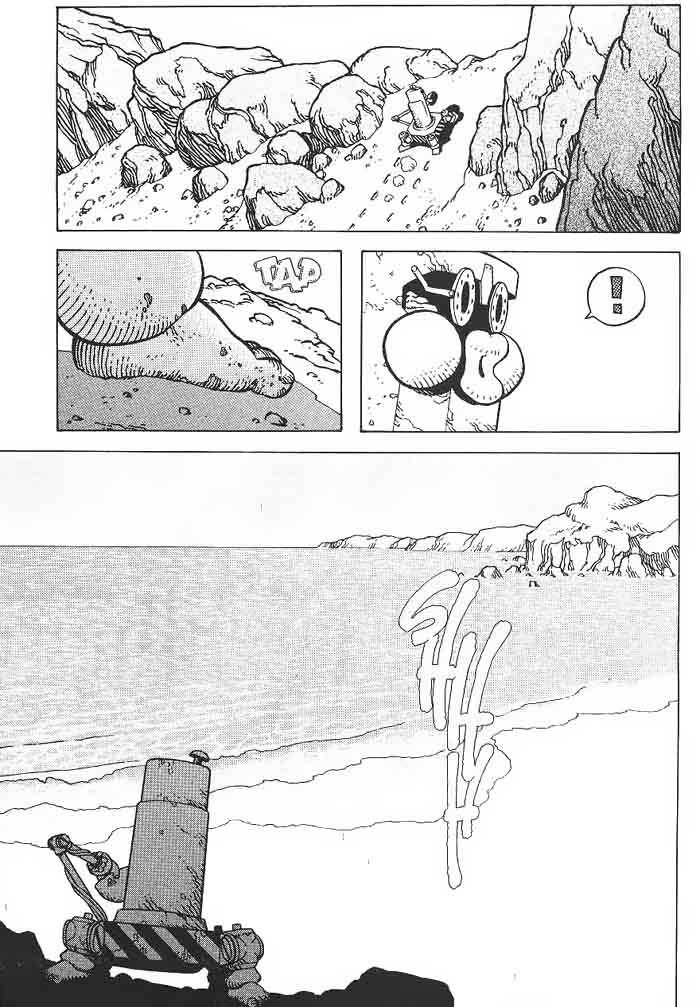Battle Angel Alita chapter 35.5 trang 12