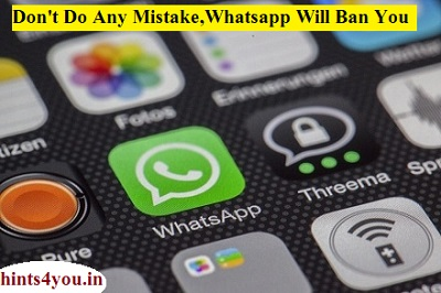 Whatsapp has become the need of people now a days. Whether it is to talk to friends or work in the office, we mostly take help from Whatsapp in most things. But do you know that some mistakes made by you on Whatsapp will also close your account.