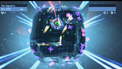 幾何戰爭3:維度(Geometry Wars 3: Dimensions)