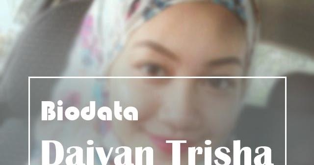 Biodata Daiyan Trisha Pelakon Drama My Coffee Prince