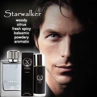 Mont Blanc,Starwalker,Dexandra,Perfume