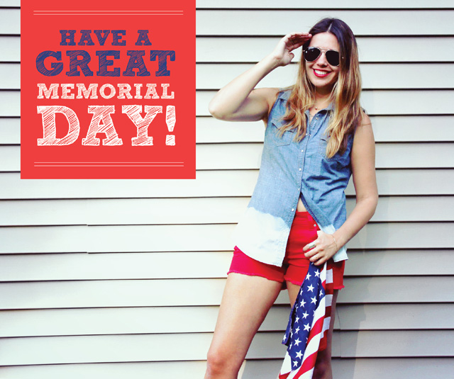 Memorial Day Dress Code, Outfits & Costume Ideas