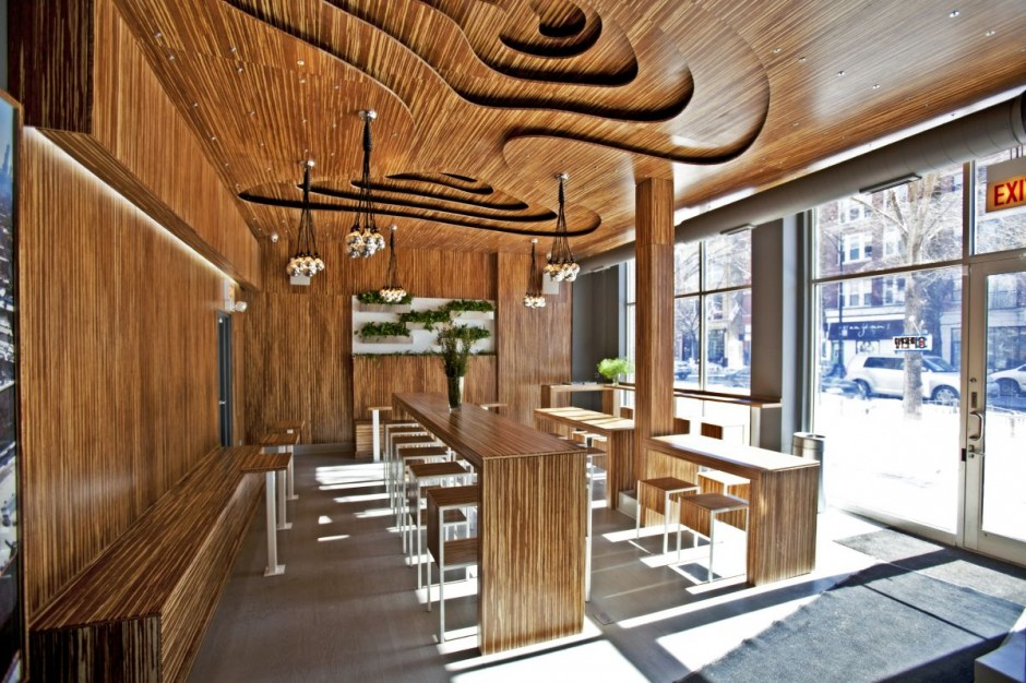 Coffee Shop Design Ideas. Decorating Variations ...