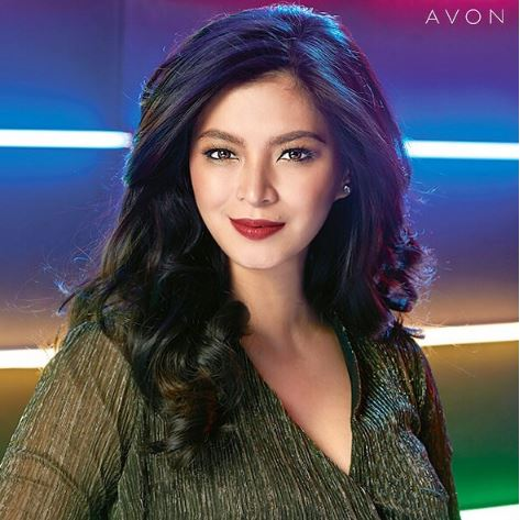 Angel Locsin For Avon Philippines' Light And Medium Look For Summer