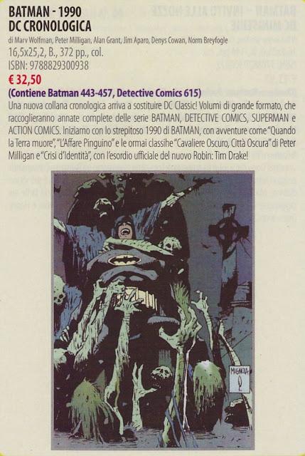 Batman 1990 (DC cronologica)