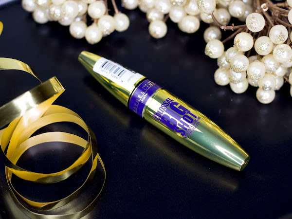 Maybelline // The Colossal Big Shot Volum' Express Mascara