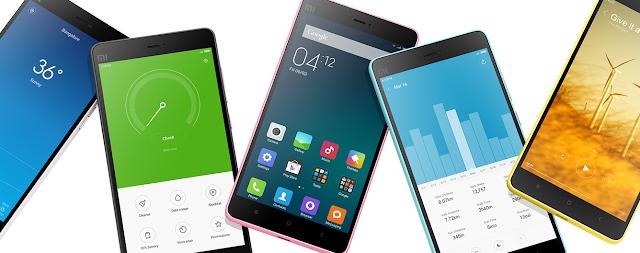 Xiomi Mi 4i Note 64 GB mampu saingi Samsung Galaxy J7