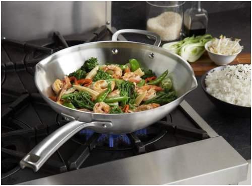 wok - wajan bundar