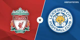 Liverpool Held To A 1-1 Draw By Leicester City