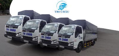 Vận chuyển hàng hóa trong nội thành Tp.HCM