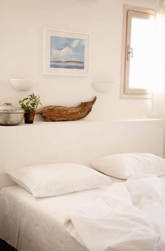 Little Bird Greek Island Retreat in Lesvos island, Aegean sea #greece #retreat #summervacation