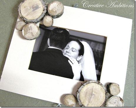marcos, árboles, ramas, decoración, porta fotos, diys