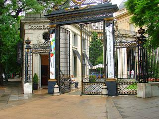 Portão de Entrada do Museo Nacional de Arte Decorativo, Recoleta, Buenos Aires