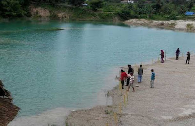 Lokasi Danau Cibiru Tangerang