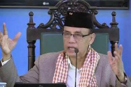 Dewan Pakar ICMI: Gubernur NTB Diumpat 'Pribumi Tiko' Dibiarkan, Anies Sebut 'Pribumi' Pada Marah