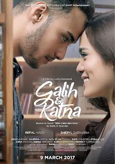 Download Film Galih dan Ratna (2017) WEB-DL