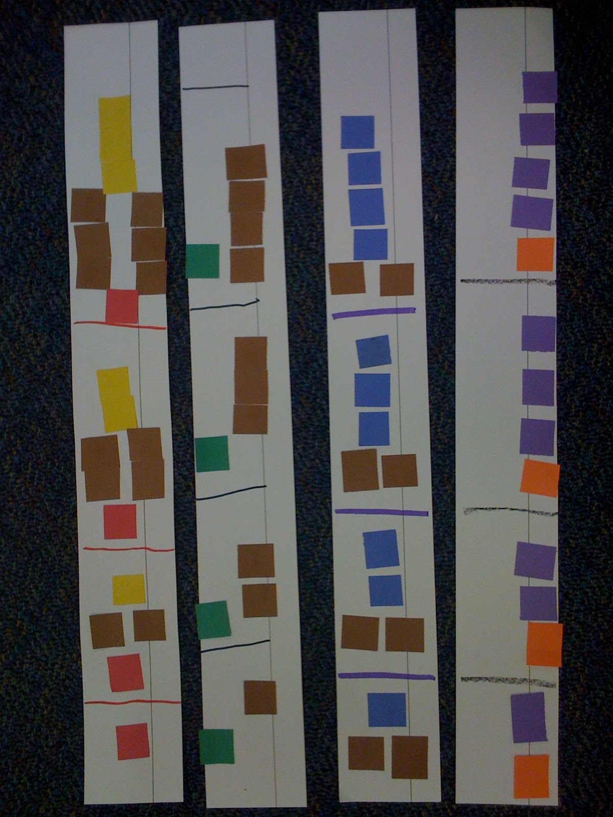Additive Pattern Worksheets For 1st Grade