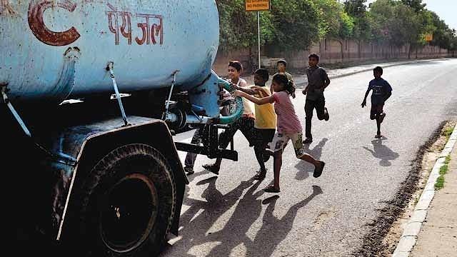 2020 से भारत में बढ़ जायेगी गर्मी, पेयजल संकट के आसार