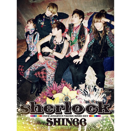 DL MP3] SHINee - Sherlock (Japanese Version) - Single