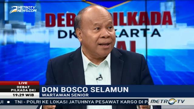 Diboikot Prabowo Sandi, Pemred Metro TV: Sebaiknya Pikir Ulang