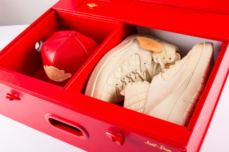 Air Jordan 2 Beach red box