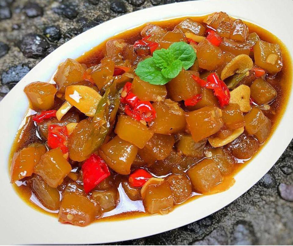 Resep Masakan Kikil Sapi Spesial Yang Paling Enak Dan Empuk