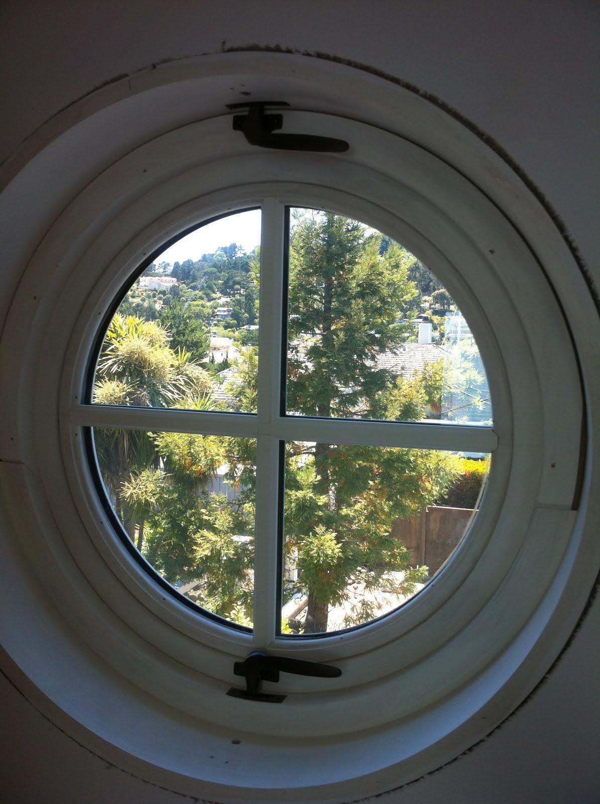 Marvin Aluminum Clad Pivot Window Ot Glass