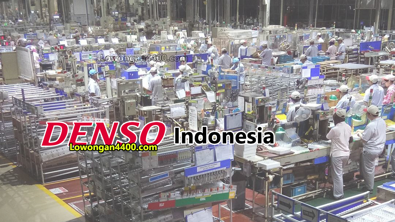 PT. Denso Indonesia
