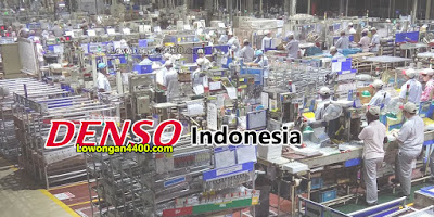 Lowongan Kerja PT. Denso Indonesia (ONLINE RESMI)
