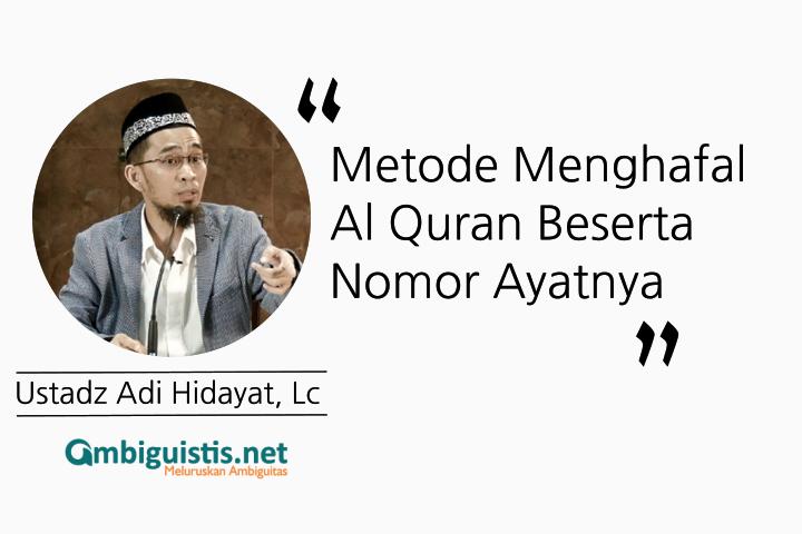 Quran At Taisir Ustadz Adi Hidayat 35