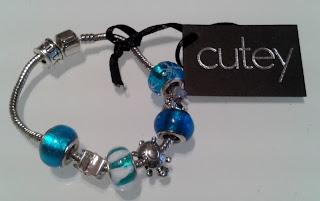 Pontus Charm Bracelet by Cutey