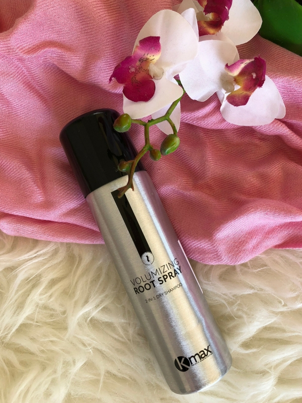 Beauty Review: KMax Milano Volumizing Root Spray 2-in-1 Dry Shampoo | Ioanna's Notebook