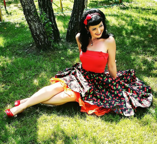 Marta, PinupDollCollection, online pinup shop,