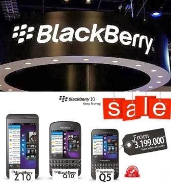 Tips Mendapatkan BlackBerry Murah