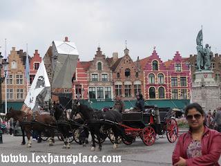 Rashmi: Location: BRUGES, Belgium for lexhansplace